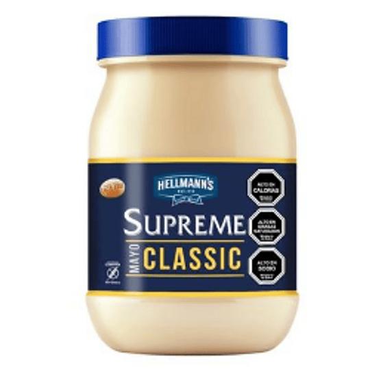 Mayo Supreme Classic Hellmann's 312 g