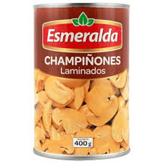 Champiñón laminado Esmeralda 400 g