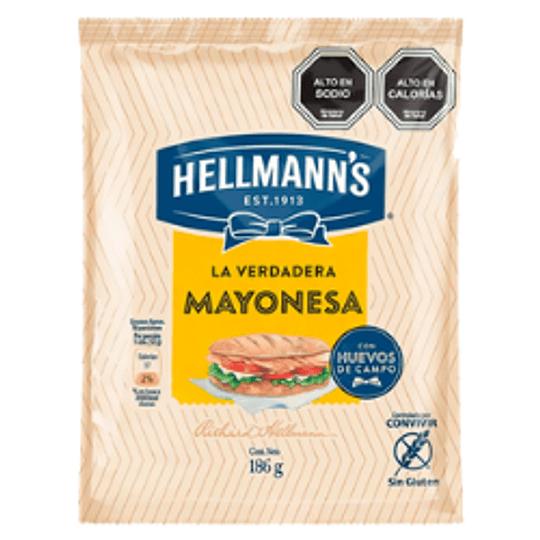 Mayo Hellmann's 186 g