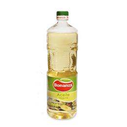 Aceite vegetal Bonanza 900 CC