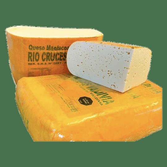 Queso Mantecoso Rio Cruces de Valdivia 250 g  granel