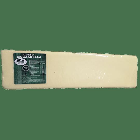 Queso Mozzarella  La Hacienda 250 g  granel