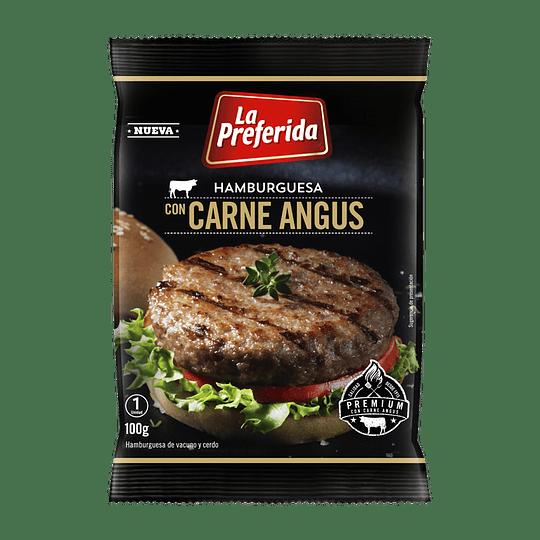 Hamburguesa Angus  La Preferida 100g