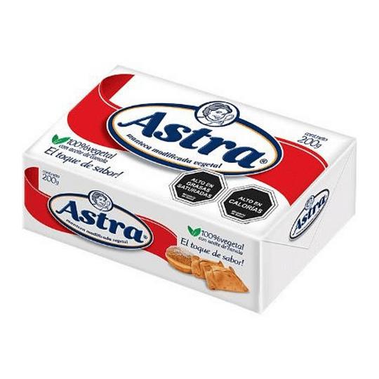 Manteca  Astra 200 g