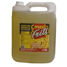 Aceite Maravilla  Maxifrits  10 lts