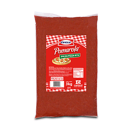 Salsa de tomate para pizza Carozzi 3 kg