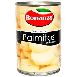 Palmito Rodaja  Bonanza 400 g