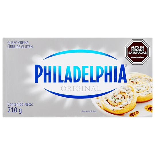 Queso crema Philadelphia 210 g