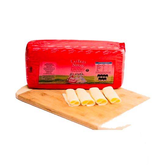 Queso Barra Dambo Las Tres Niñas 250 g granel
