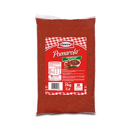 Concentrado de tomate Pomarola Carozzi 3 kg