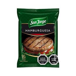 Hamburguesas San Jorge 90 g