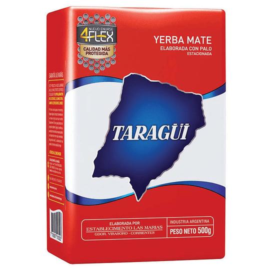 Yerba mate Taragui tradicional 500 grs