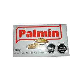 Manteca  Palmin 100 g