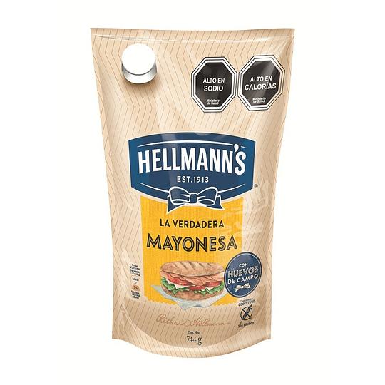 Mayo Hellmann's Doypack 744 g