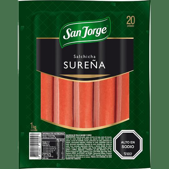 Vienesas Sureña San Jorge kilo