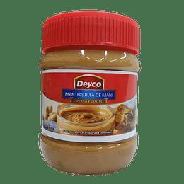 Mantequilla de maní Deyco 340 gr