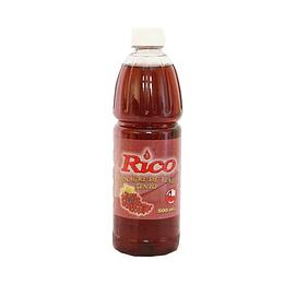 Vinagre blanco y tinto Rico 1/2 litro