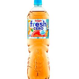 Agua (pomelo, manzana, naranja) Baggio 1,5 Litros