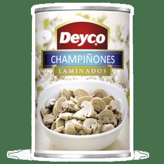 Champiñón laminado Deyco 2840 g