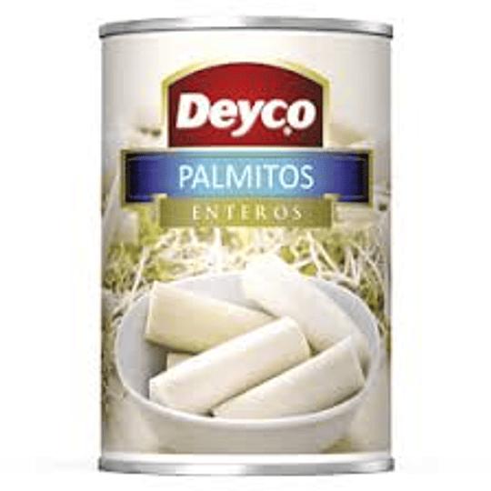 Palmito entero Deyco 410 g