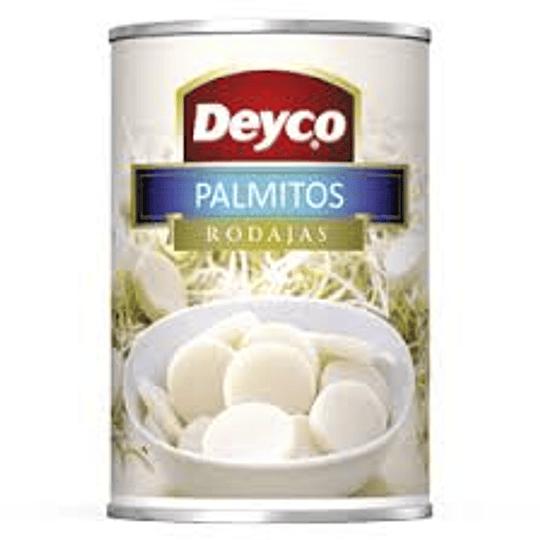 Palmito en rodajas Deyco 410 g