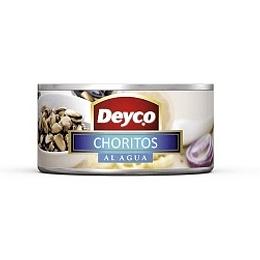 Choritos al agua Deyco 190 g