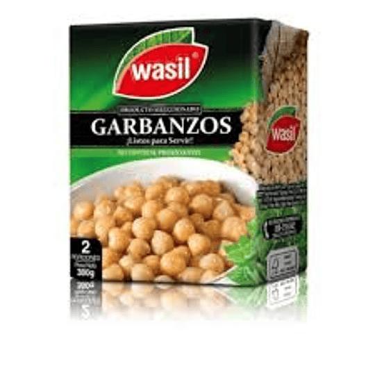 Garbanzos Wasil 380 g