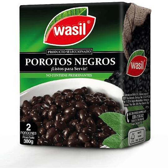Poroto Negro / Rojo Wasil 380 g