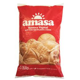 Manteca Amasa kilo