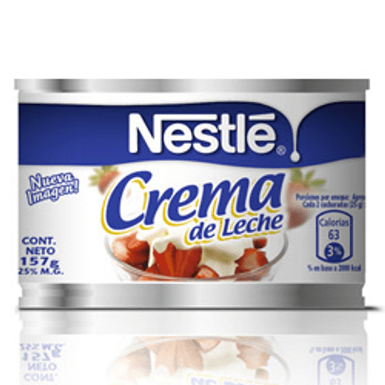 Crema Nestlé 157 g