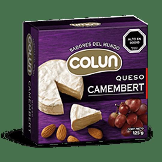 Queso Camembert Colun 125 g