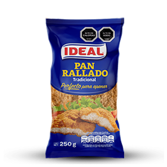 Pan rallado Ideal 250 g