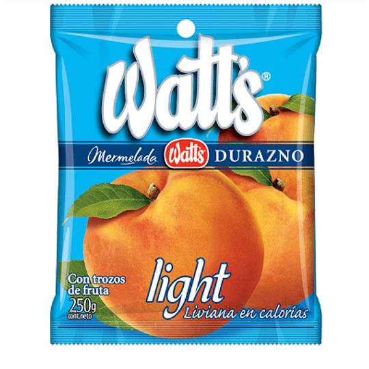 Mermelada Watts Dco/Dzno ligth Watts unidad