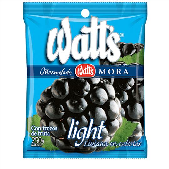 Mermelada Watts mora light Watts unidad