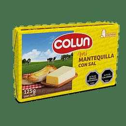 Mantequilla Pan Colun 125 g