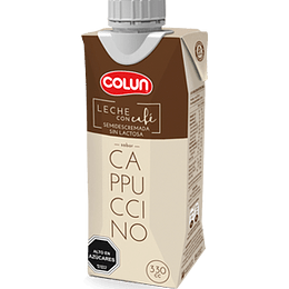 Leche Capuchino Colun 330 cc