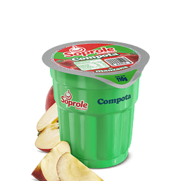 Compota Soprole 110 g