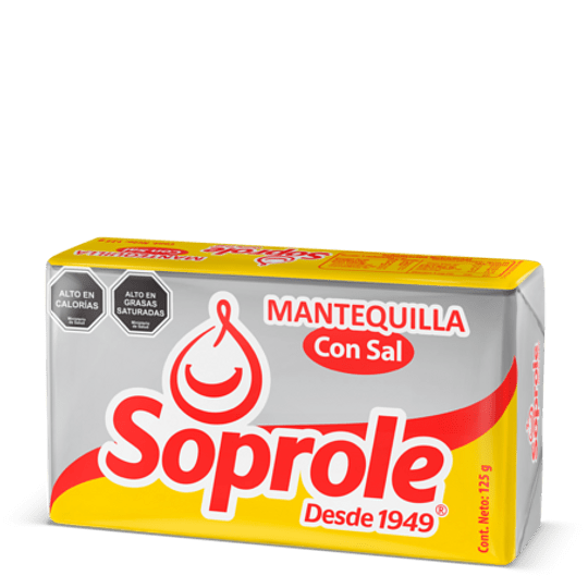 Mantequilla Pan Soprole 125 g