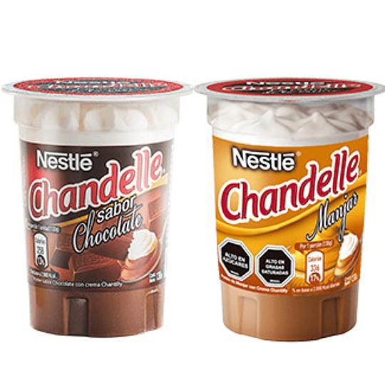 Chandelle Nestlé unidad