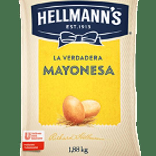 Mayo Hellmann's 2 litros