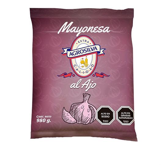 Mayo ajo Agrosilva 980 g