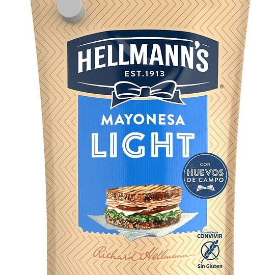 Mayo Light Hellmann's 950 g