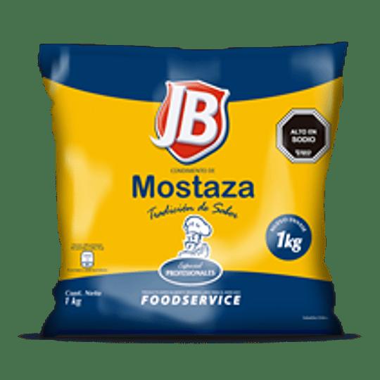 Mostaza JB kilo