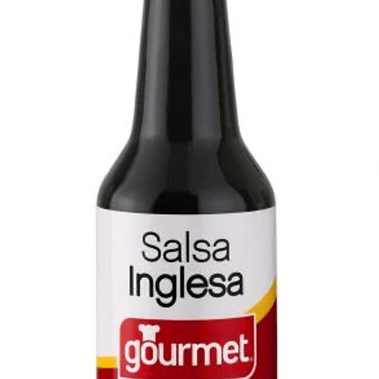 Salsa inglesa Gourmet 165 g