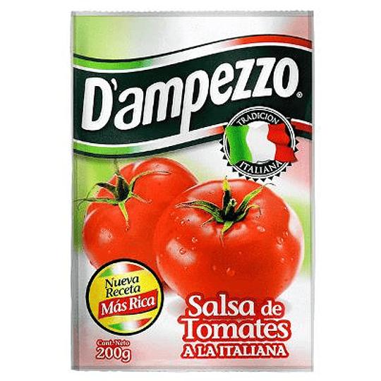 Salsa de Tomates Dampezzo 200 cc
