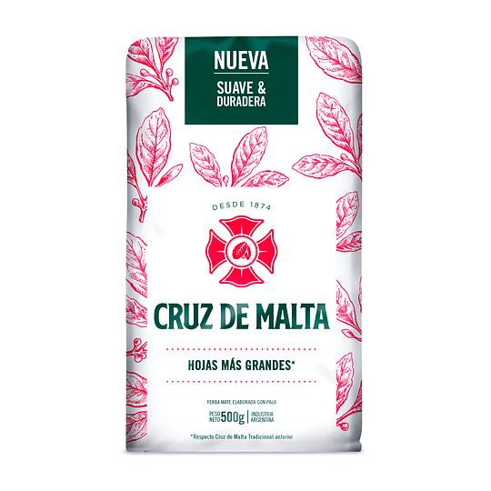 Yerba Mate Cruz de Malta 1/2 kilo