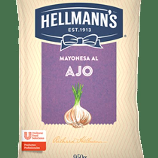Salsa ajo Hellmann's 950 g
