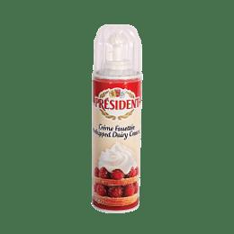 Crema Chantilly Spray President  250 g