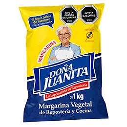 Margarina Bolsa Juanita kilo