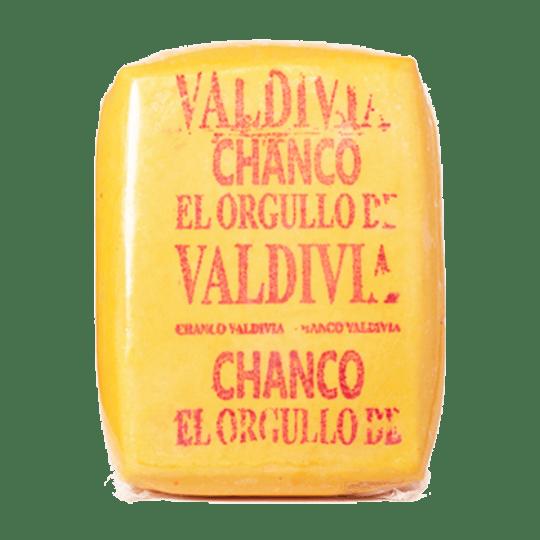 Queso Chanco Orgullo de Valdivia 250 g a granel